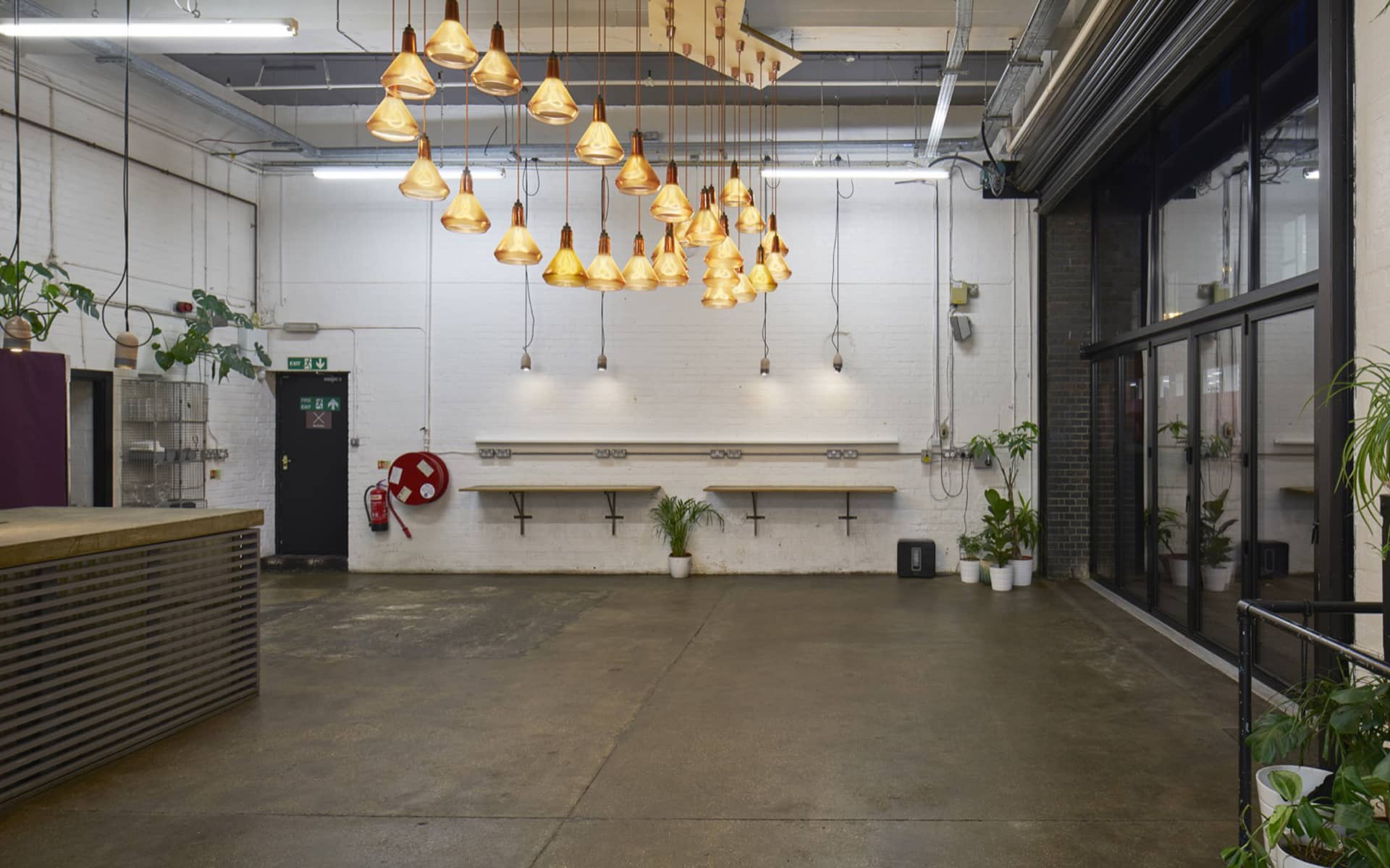 Venue space London Shoreditch