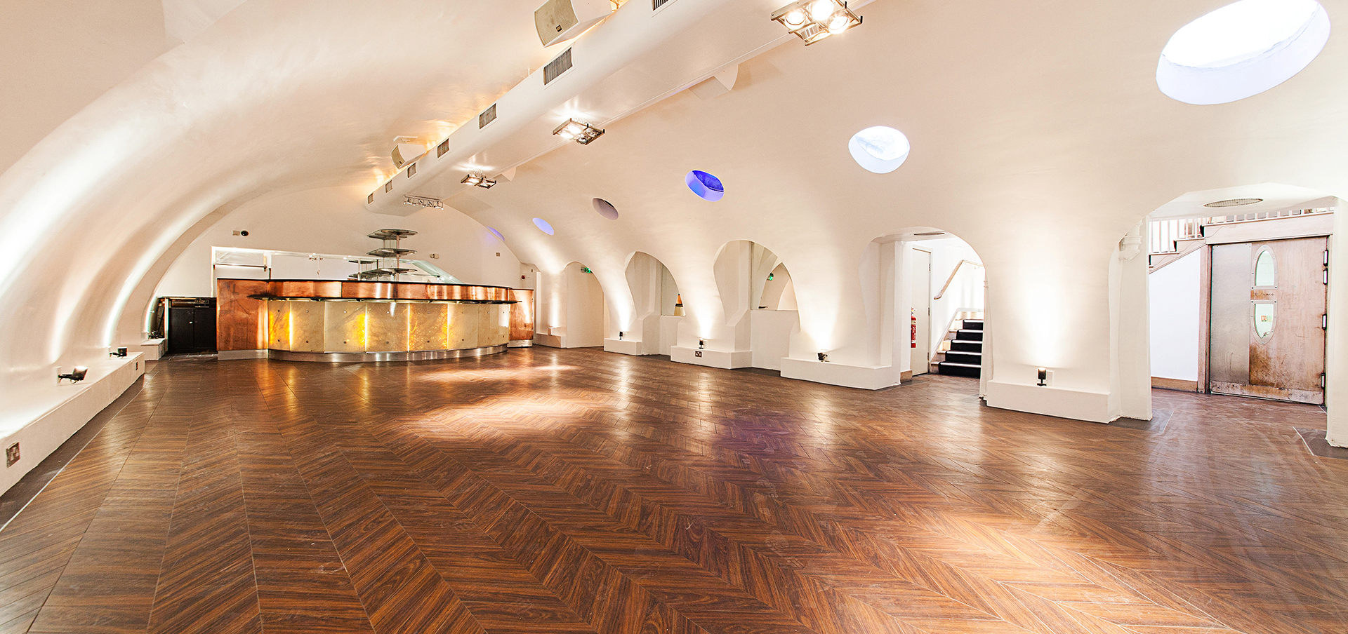 Multi space venue London