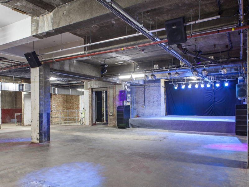 Medium size venue hire London