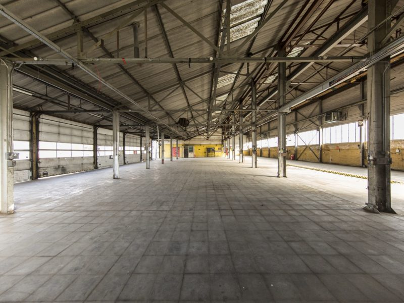 Industrial blank canvas venue London