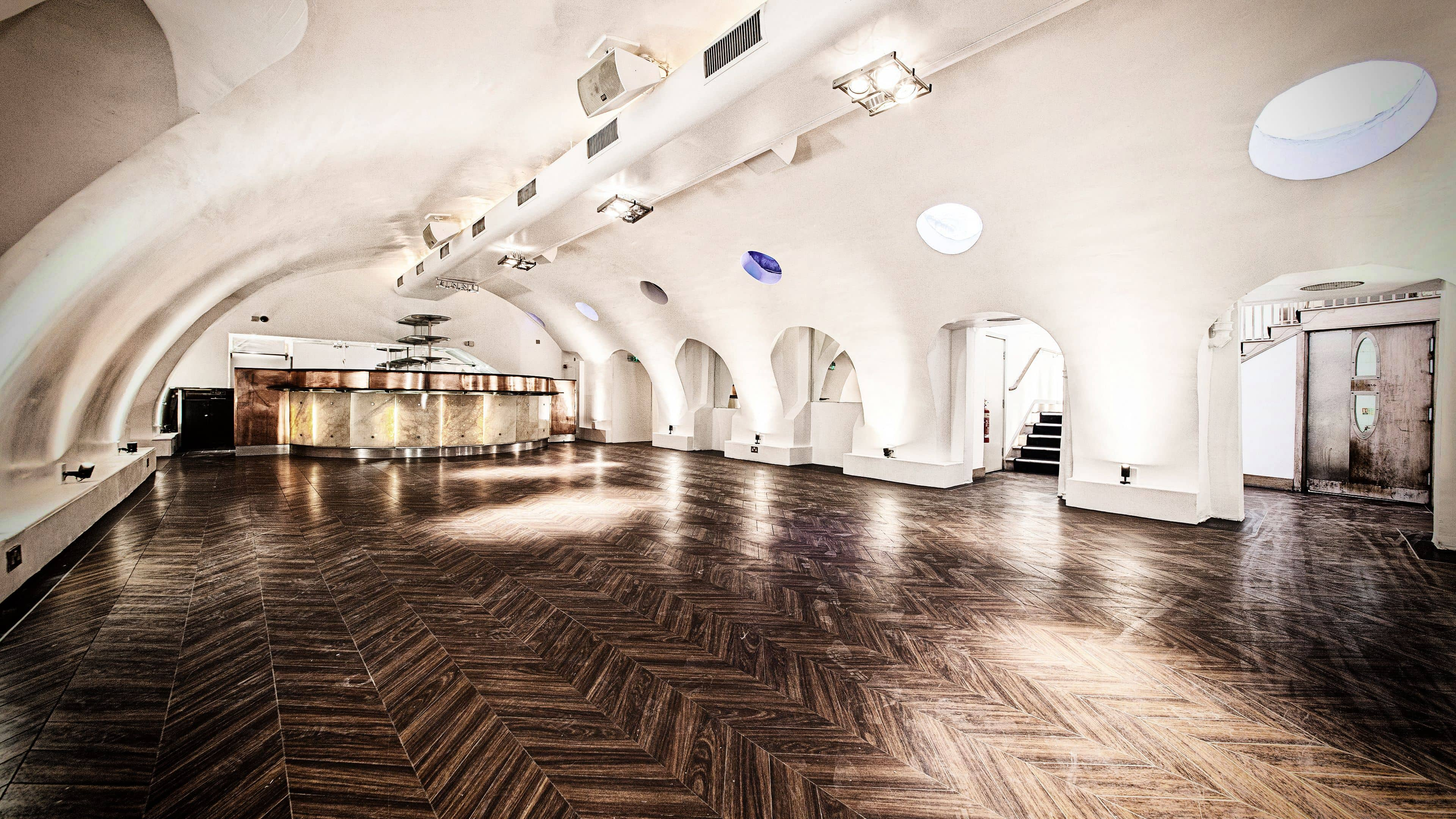 white space venue hire london