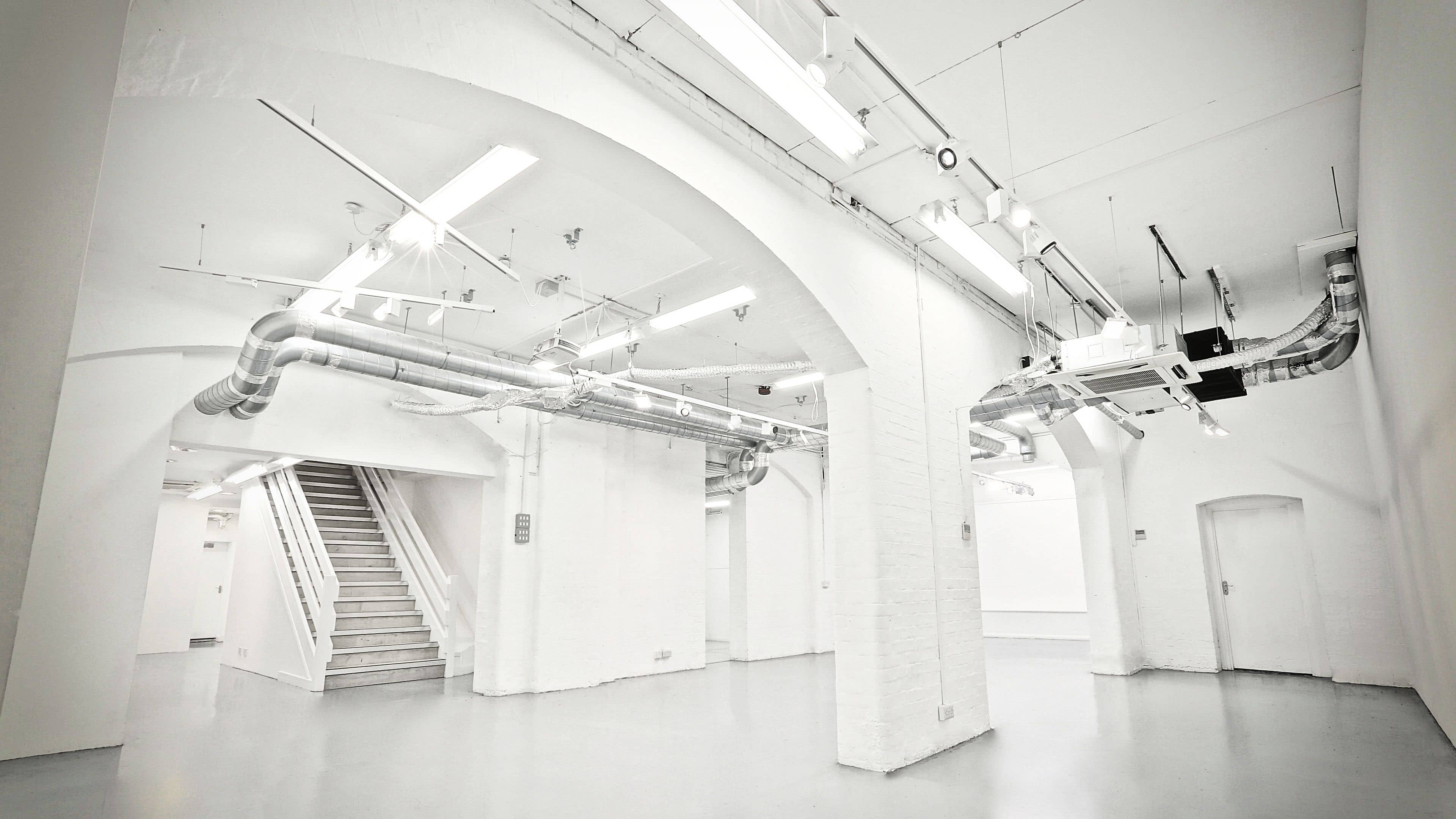white event space london